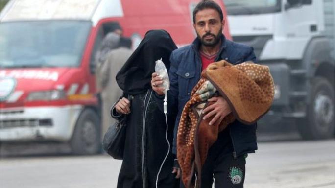 Liên Hiệp Quốc kêu gọi bảo vệ dân thường ở Aleppo. Ảnh: Reuters