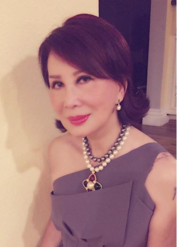 Bà Đặng Tuyết Mai những năm về VN mở tiệm bán phở