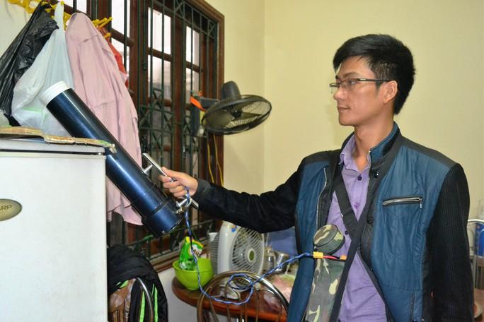 Bắt muỗi trên địa bàn TP Hà Nội