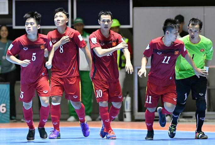 Futsal Việt Nam muốn soán ngôi Thái Lan tại Đông Nam Á - Ảnh 3.