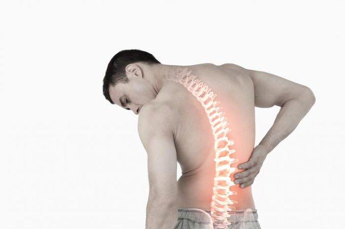 Bệnh nhân đau lưng dễ có những triệu chứng của bệnh tâm thầnẢnh: MNT