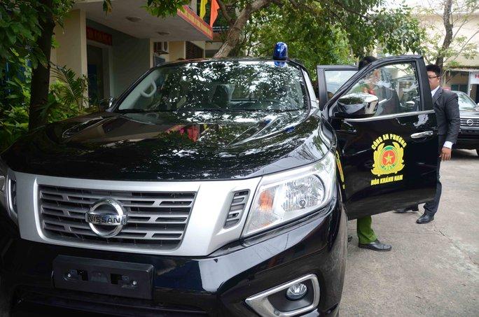 Mặc dù được gắn còi và đèn ưu tiên nhưng Công an TP Đà Nẵng chỉ đạo các chiến sĩ công an phường xã phải sử dụng đúng lúc, đúng chỗ, tránh gây phản cảm