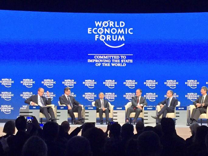 Diễn đàn Kinh tế thế giới là một trong những diễn đàn toàn cầu uy tín và hoạt động hiệu quả, thu hút sự quan tâm và tham dự của hầu hết Lãnh đạo các nước lớn, các tổ chức quốc tế cũng như các tập đoàn, công ty hàng đầu thế giới