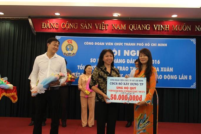 220 tỉ đồng ủng hộ biển đảo quê hương