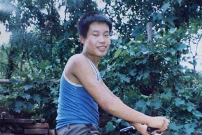 Anh Nie Shubin, tử tù trong vụ án oan nổi tiếng nhất Trung Quốc. Ảnh: CHINA DAILY