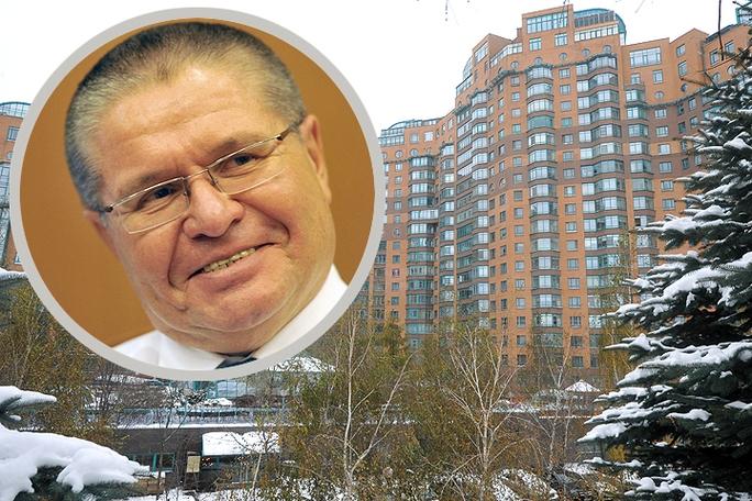 """Khu nhà """"Những chìa khóa vàng 2"""" ở Moscow, nơi ông Alexei Ulyukayev đang bị quản thúc trong căn hộ của mìnhẢnh: MK"""