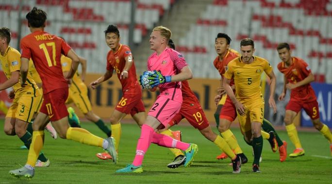 Màn trình diễn tệ hại của U19 Trung Quốc càng xát muối vào nỗi đau của đội tuyển Quốc gia, vốn thi đấu kém cỏi ở vòng loại World Cup 2018