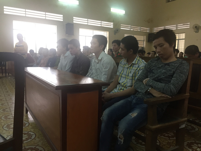 Các bị cáo tiếp tục đồng loạt kêu oan ở phiên tòa phúc thẩm