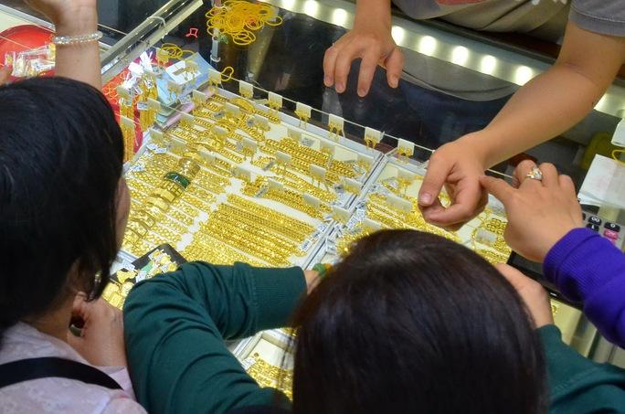 TP HCM cho rằng hiện đã hội đủ các điều kiện cần thiết để thực hiện đề án huy động vàng trong dân và thành lập Sở Giao dịch vàng quốc gia Ảnh: Tấn Thạnh