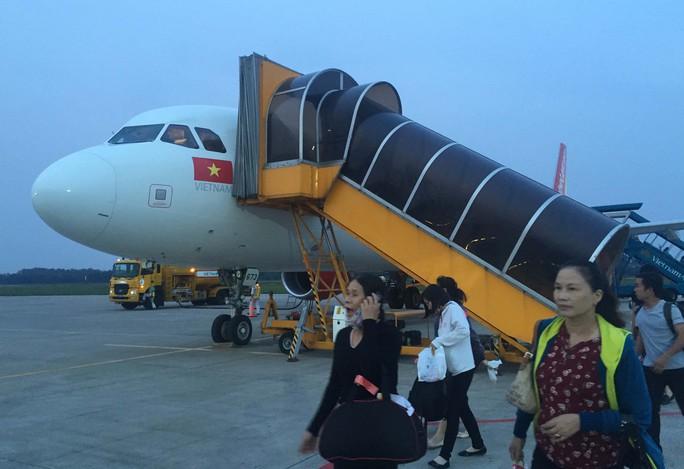 Nếu đề xuất điều chỉnh hàng loạt giá dịch vụ của Tổng Công ty Cảng Hàng không Việt Nam được chấp thuận, giá vé máy bay có thể tăng Ảnh: HOÀNG TRIỀU