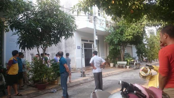 Hiện trường ông Nguyễn Việt Bửu tìm đến cái chết