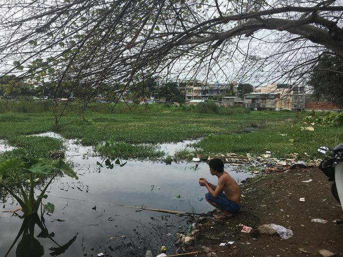 Dự án Trung tâm Thương mại Thái Dương bỏ hoang nhiều năm tại TP Vũng Tàu, tỉnh Bà Rịa - Vũng Tàu Ảnh: NGỌC GIANG