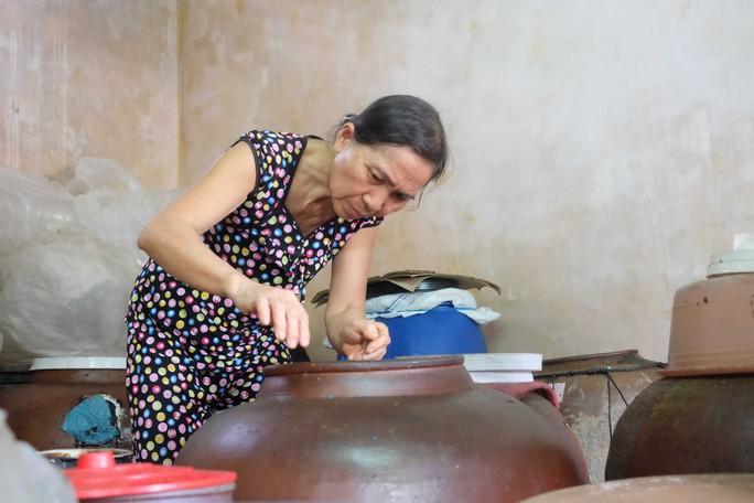 Bà Lê Nguyễn Hoàng Tâm với gần 30 năm làm nước mắm