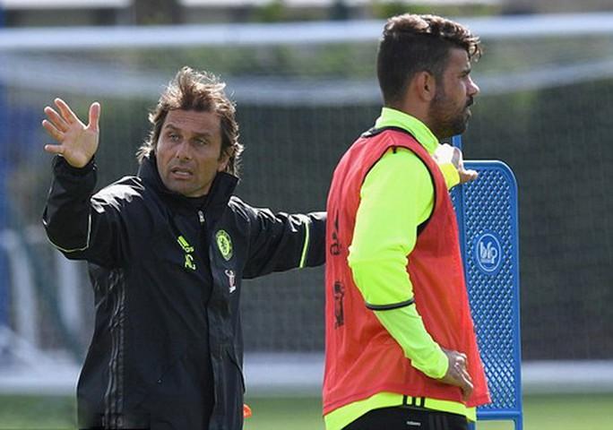 Ngựa chứng Diego Costa ra đi, Chelsea đón lão tướng Caballero - Ảnh 6.