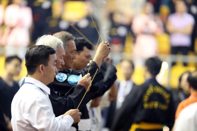 Uống nước nhớ nguồn là tôn chỉ tối thượng cho những người luyện võ Việt.