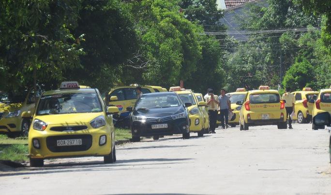 Hiện có hơn 50 xe của hãng taxi Sài Gòn Phú Quốc đã hoạt động trở lại.