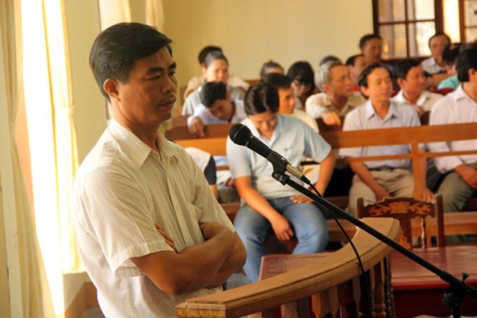 Nguyễn Đức Đạo, nguyên trưởng trạm y tế thị trấn Hà Lam (huyện Thăng Bình, tỉnh Quảng Nam) bị cáo phạm tội tham ô tài sản vẫn được TAND huyện Thăng Bình cho hưởng án treo