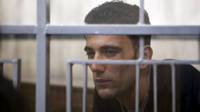 Mohammed Ali Malek. Ảnh: Reuters