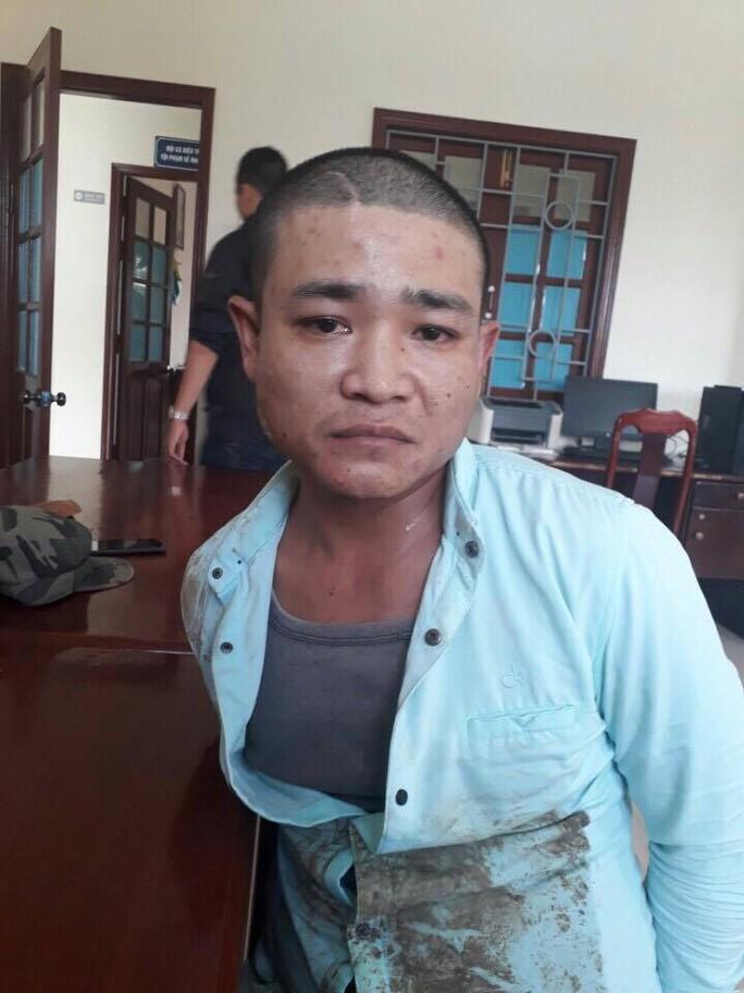 Nguyễn Như Hoài Nam bị bắt giữ