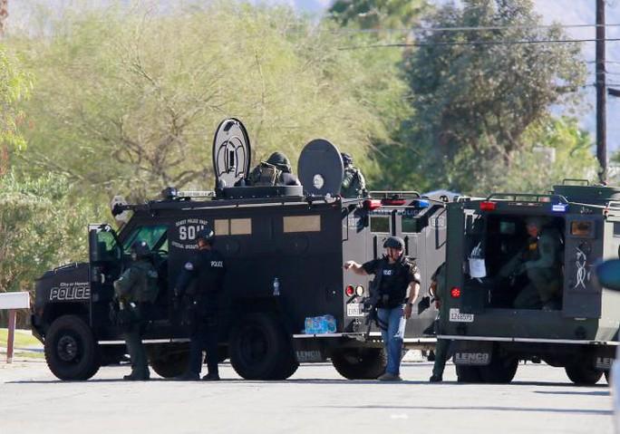 Nghi phạm vẫn chưa bị bắt giữ. Ảnh: Reuters