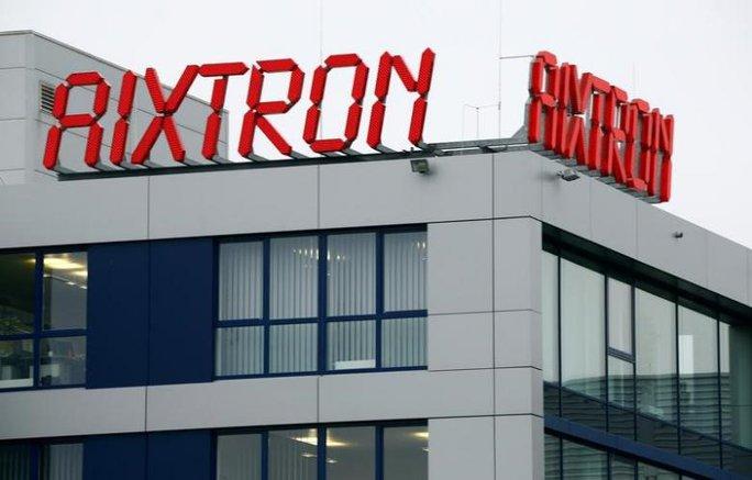 Công ty công nghệ Đức trụ sở tại Mỹ. Ảnh: Reuters