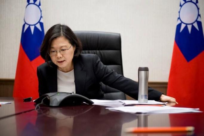 Bà Thái Anh Văn, lãnh đạo Đài Loan. Ảnh: REUTERS