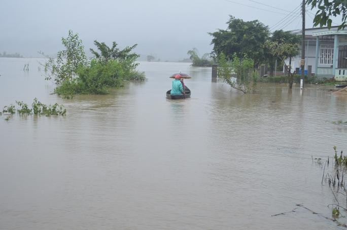 Mưa lũ cô lập nhiều vùng ở Đắk Lắk