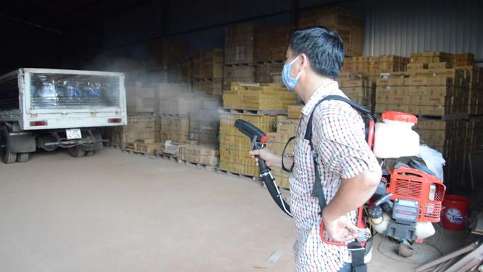 Diệt muỗi để ngăn ngừa dịch bệnh