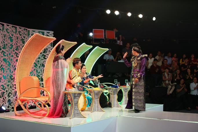 Các thành viên ban giám khảo của chương trình