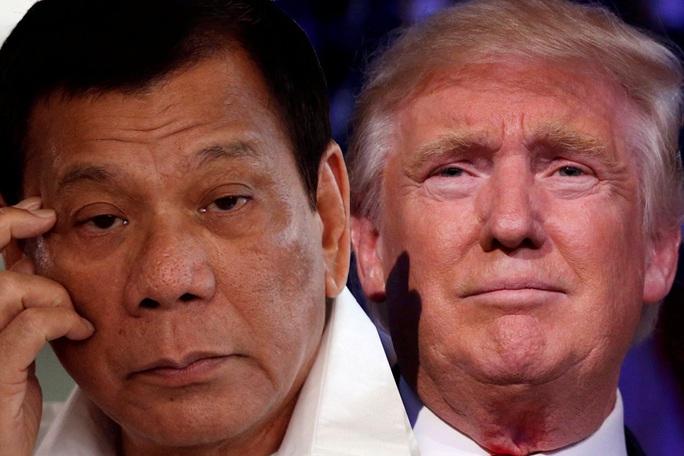 Ông Duterte được mệnh danh là Trump của phương Đông. Ảnh: ABS-CBN News