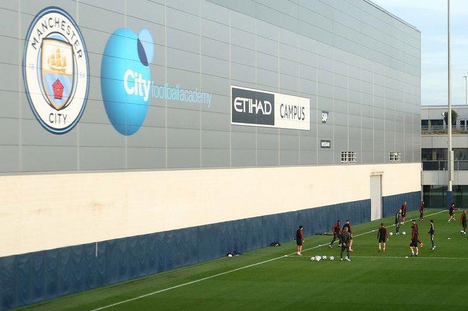 Học viện Bóng đá Man City