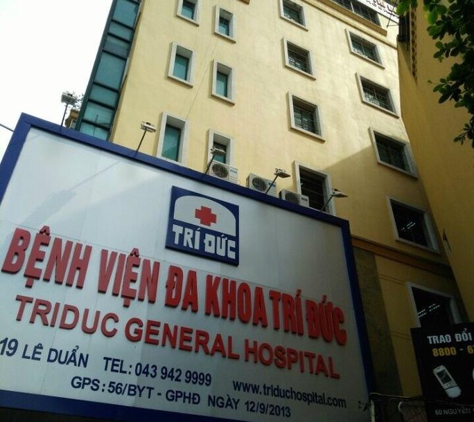 Bệnh viện Đa khoa Trí Đức