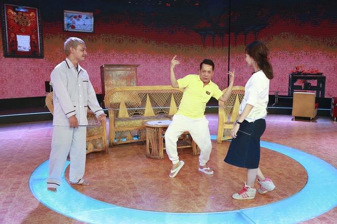 Sư phụ Minh Nhí yêu cầu Hải Yến phải diễn được bằng tiếng Hàn