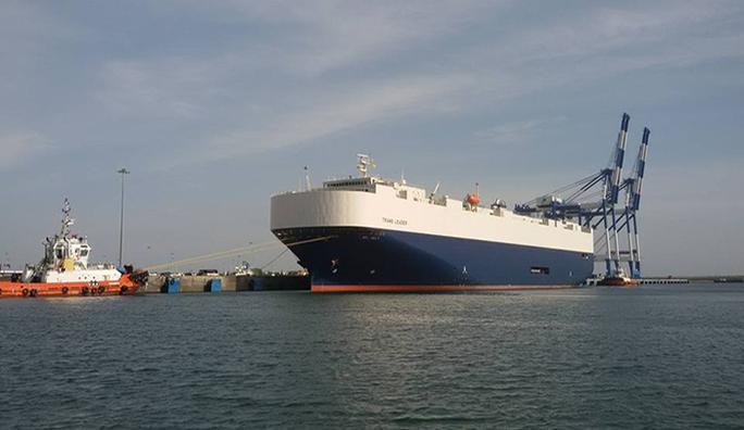 Sri Lanka sẽ bán 80% cố phiểu cảng Hambantota cho Trung Quốc. Ảnh: Joc