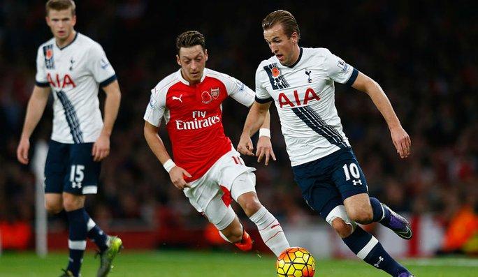 Arsenal - Tottenham, trận cầu được chờ đợi nhất vòng 11 Giải Ngoại hạng Anh