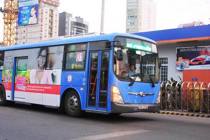 Để phát triển xe buýt sạch, TP HCM cần đầu tư hạ tầng, có cơ chế hỗ trợ phù hợp