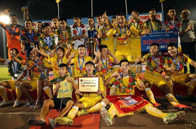 Xác định 8 đội vào VCK U21 quốc gia 2020 - Ảnh 1.