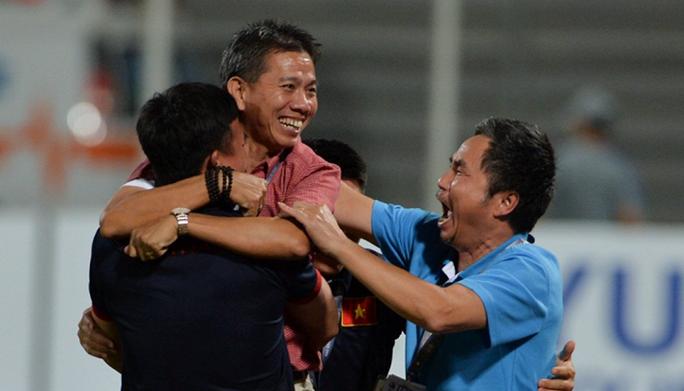 HLV Hoàng Anh Tuấn tin tưởng Việt Nam không thể thua Indonesia