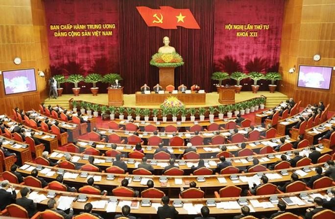 Hội nghị lần thứ 4 Ban chấp hành Trung ương Khóa XII