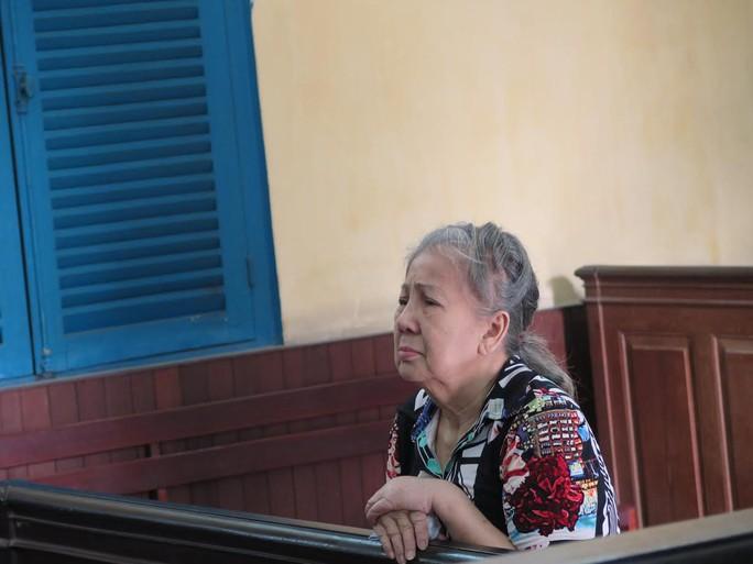 Bị cáo Nguyễn Thị Hương tại phiên phúc thẩm