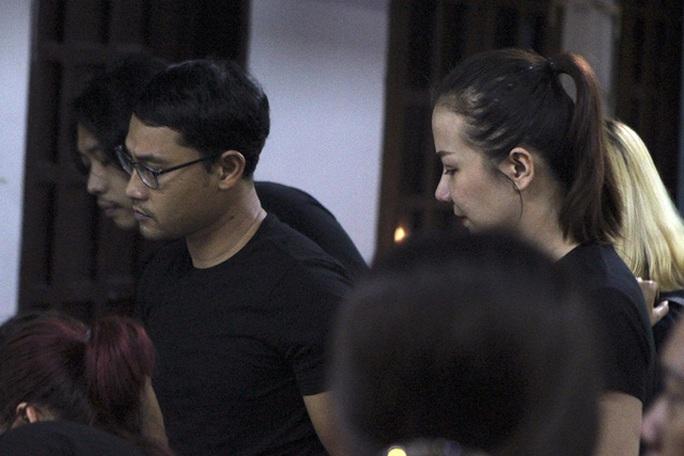 Vợ chồng diễn viên Huỳnh Đông - Ái Châu