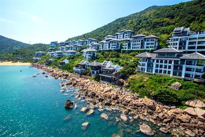 Vẻ đẹp mê hồn của Khu nghỉ dưỡng InterContinental Danang Sun Peninsula Resort
