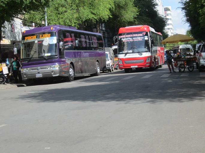 Các loại xe khách trên 25 chỗ ngồi bị cấm lưu thông trên 3 tuyến đường là Lê Hồng Phong, Trần Nhân Tôn và Vĩnh Viễn