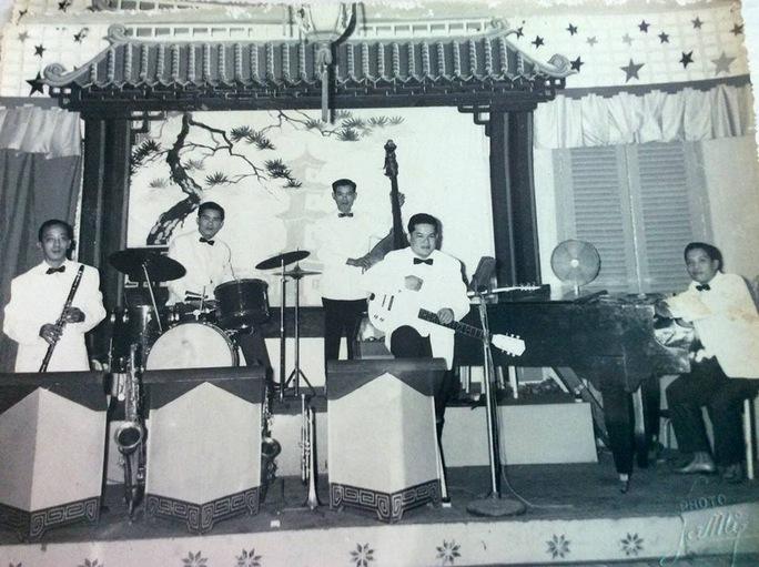 Ban nhạc Đại Nam một thời lừng lẫy