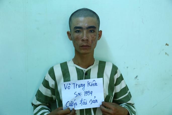 Võ Trung Kiên có tiền án hiếp dâm trẻ em