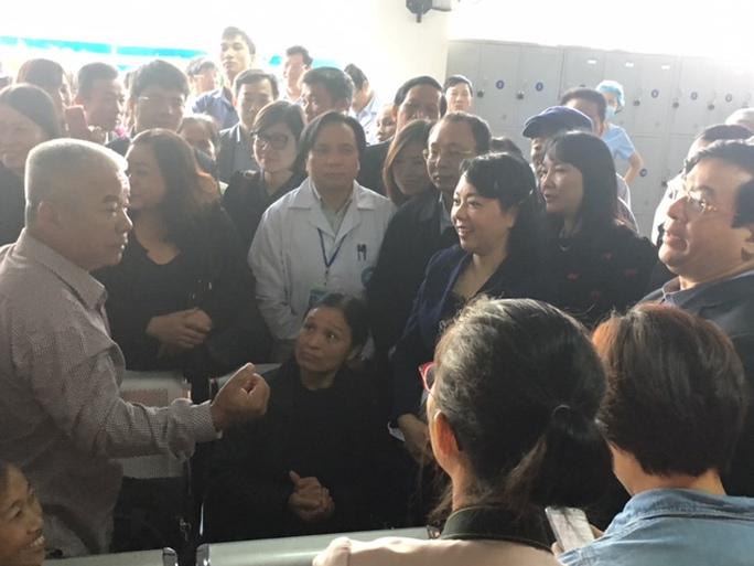 Nhiều bệnh nhân dành lời khen ngợi cho sự thay đổi về chất lượng dịch vụ tại BV Nội tiết