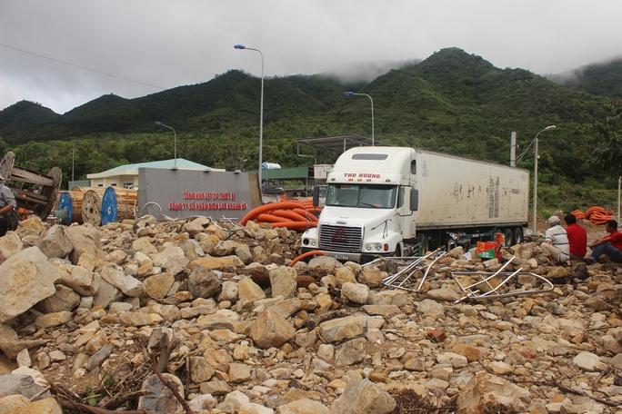 Người dân ngày 15-12 vẫn sống trong hoàn cảnh khó khăn