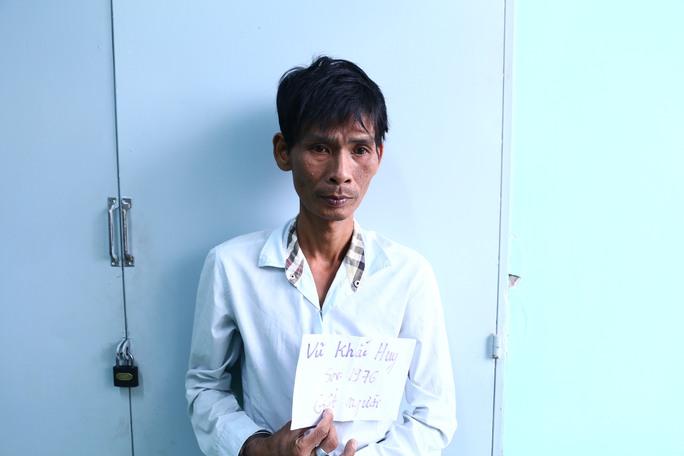Vũ Khắc Huy bị bắt sau 10 năm lẩn trốn