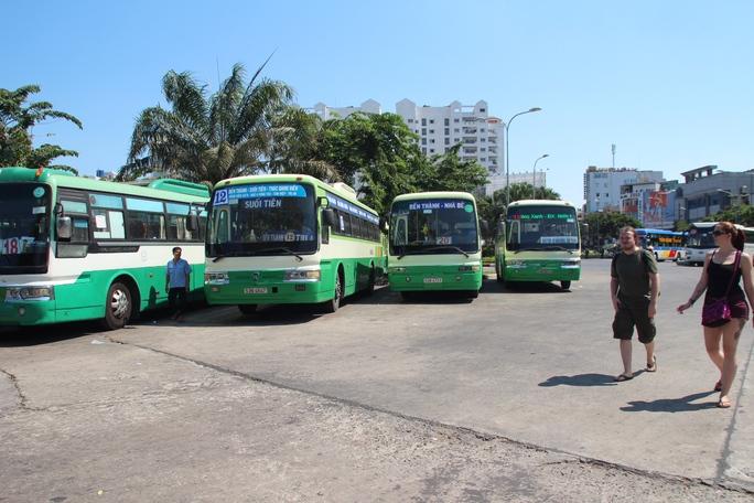 Hiện nhiều tuyến xe buýt tại TP HCM khai thác từ năm 2002 nên đã xuống cấp nghiêm trọng