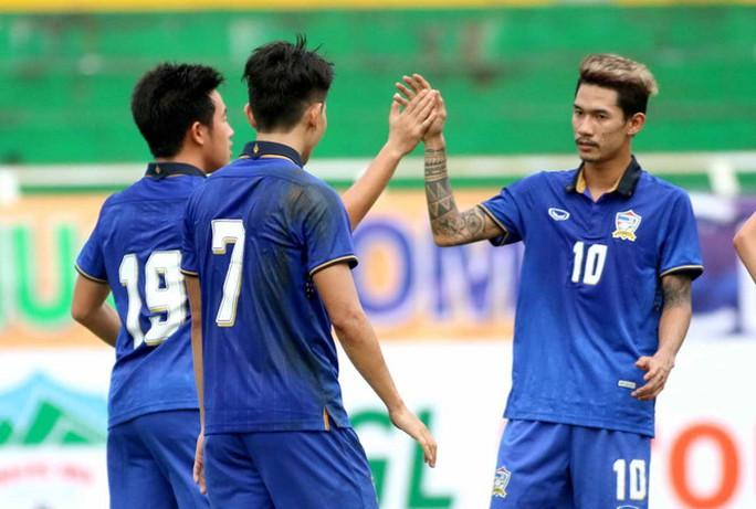 U21 Thái Lan được đánh giá hay không kém lứa đàn anh vô địch AFF Cup 2016